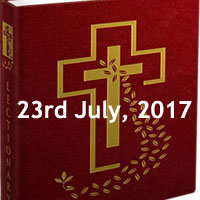 Sixteenth Sunday in Ordinary Time -Sunday Church Readings, gospel today mass readings for today's mass catholic, daily gospel and bible reading