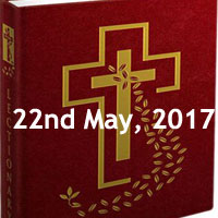 Monday of the Sixth Week of Easter Catholic Bible Reading for Today, catholic reading of the day, catholic daily prayers, daily bible reading and meditation