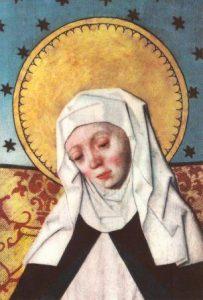 Saint Bridget (Birgitta) of Sweden