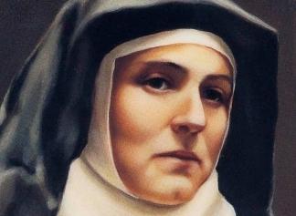 Saint Teresa Benedicta of the Cross (Edith Stein)