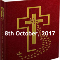 Twenty-seventh Sunday in Ordinary Time - Sunday Gospel Homily, today bible readings in the catholic church, gospel of today catholic