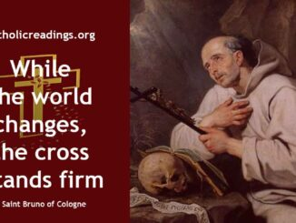 Saint Bruno of Cologne - Feast Day - October 6