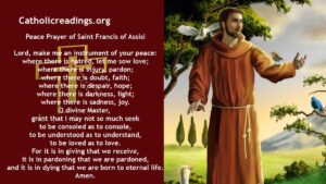 Saint Francis of Assisi - Feast Day - October 4