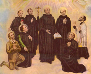 Saints John de Brébeuf and Isaac Jogues Priests, and Companions, Martyrs Feast Day