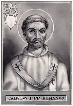 St. Callistus, Pope Feast Day