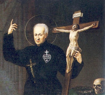 St. Paul of the Cross Feast Day