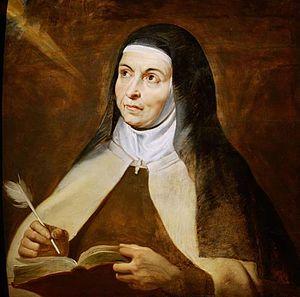 Saint Teresa of Avila Feast Day