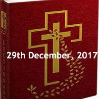 The Fifth Day in the Octave of Christmas
