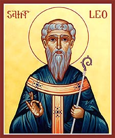 St. Leo the Great Feast Day