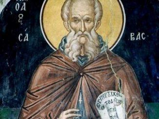 Saint Sabbas the Sanctified