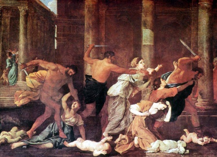 Holy Innocents, Martyrs Feast Day