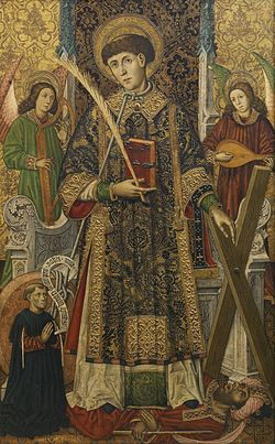 Saint Vincent of Saragossa Feast day