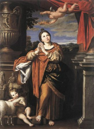 St. Agnes of Rome Feast Day