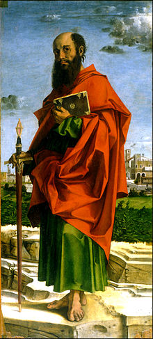 The Conversion of Saint Paul the Apostle (Caravaggio) Feast Day