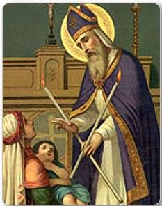 Saint Blaise Feast Day