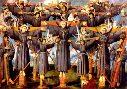 St Paul Miki and Companions