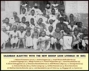 Martyrs of Uganda, Saint Charles Lwanga and Companions