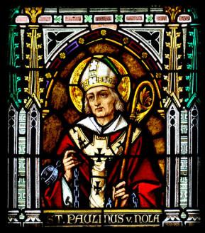 Saint Paulinus of Nola