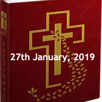 Third Sunday in Ordinary Time - Year C