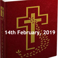 Memorial of Saint Cyril, Monk, and Methodius, Bishop Year C