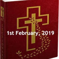 Friday of the Third Week in Ordinary Time Year C