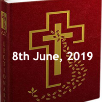 Catholic Daily Readings for 8th June 2019 - Saturday of the Seventh Week of Easter - Mass in the Morning - Year C