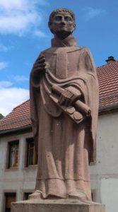 Saint Fulrad of Saint Denis