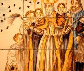 Saint Gregory of Ostia