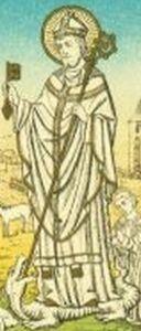 Saint Servatus of Tongres