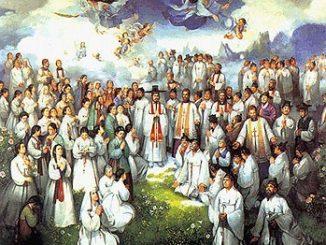 Saint Augustine Yi Kwang-Hon
