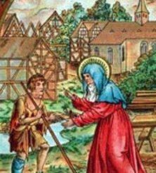 Saint Bertha of Bingen
