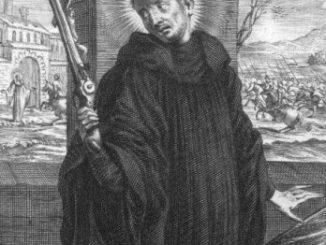 Saint Guibertus of Gorze